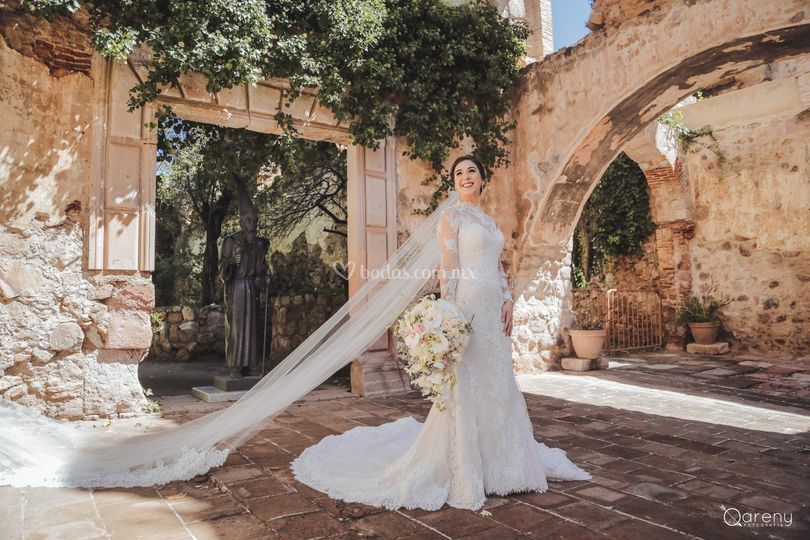 Bridal portrait · andrea