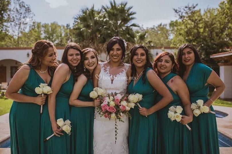 Honey Bridesmaids