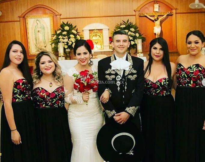 Mexican wedding Krishna