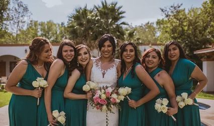 Honey Bridesmaids