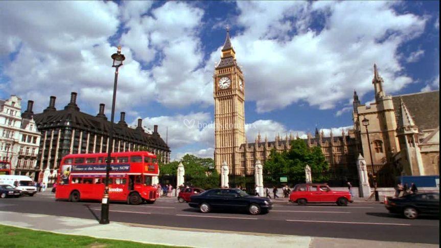 Londres - Capital del Reino Unido