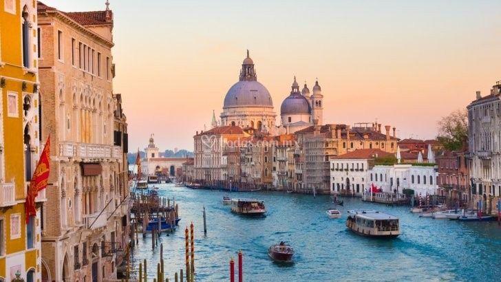 Venecia - Ciudad en Italia
