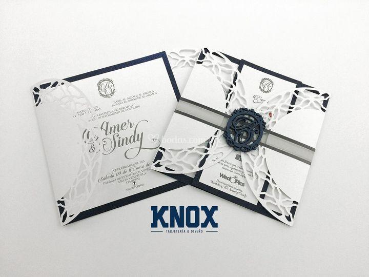 Knox Tarjetería