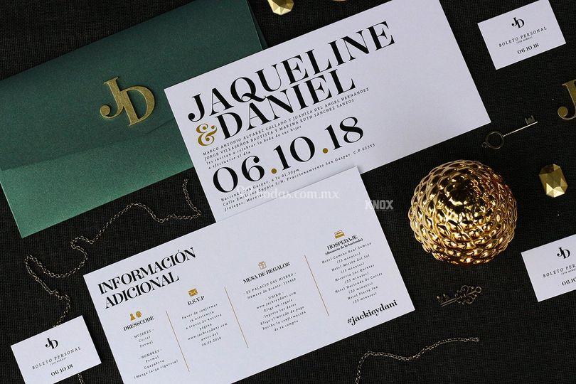 Jaqueline & Daniel