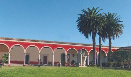 Hacienda Santo Domingo 1