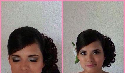 Kahlo Makeup 1