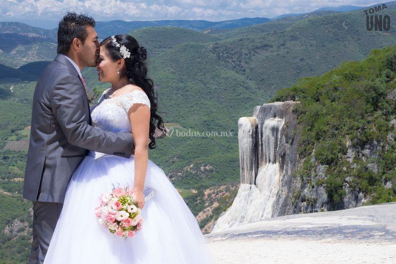 Rosalba y Arturo