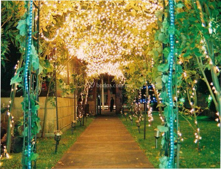 Tunel de El Claustro Eventos