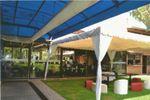 Sala lounge jardin de El Claustro Eventos