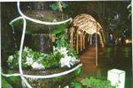 Fte central & tunel de El Claustro Eventos