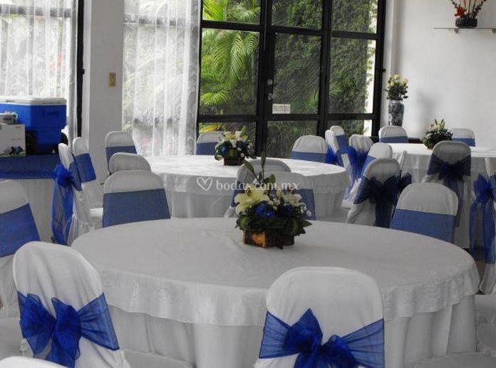 Salón Terraza Jardin
