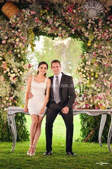 Set boda civil