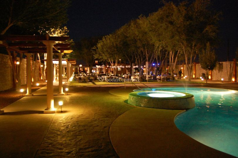 Quinta san sebasti n for Hotel ciudad jardin
