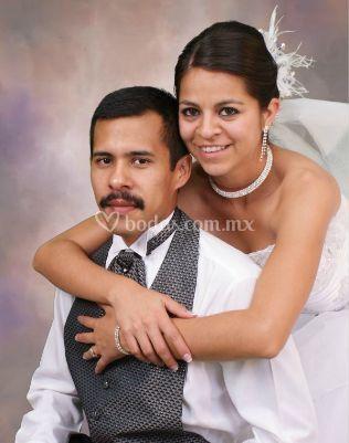 Los esposos