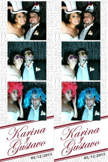 Boda Karina y Gustavo