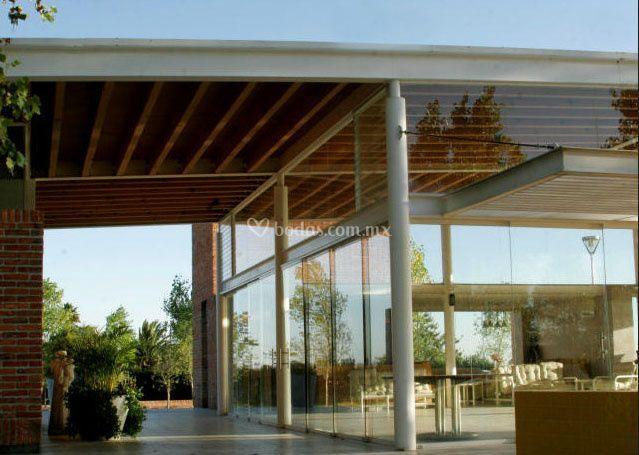 Amplios espacios para su comodidad de quinta chilla foto 1 for Jardin quinta esmeralda aguascalientes