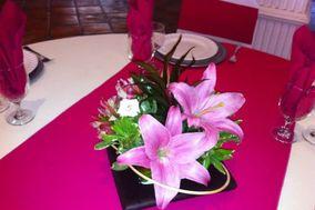 Pompa Diseño Floral