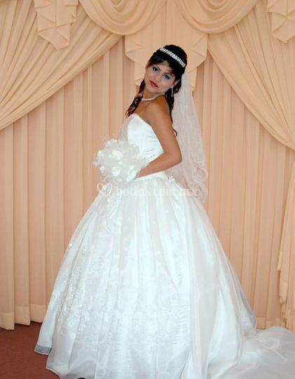 Una novia perfecta