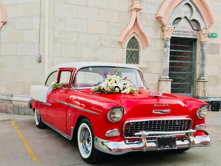BelAir boda 2