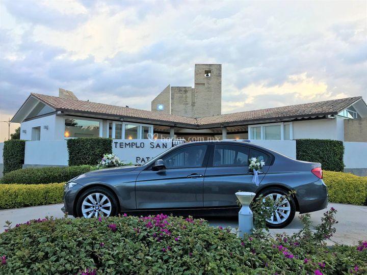 Boda BMW