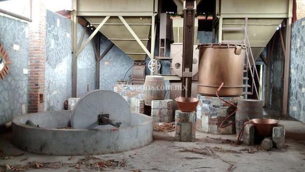 Fábrica de pulque