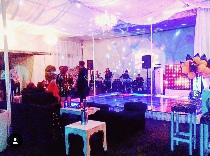Fiestas lounge