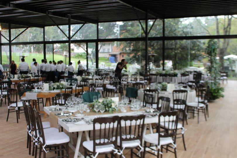 Banquete en Tributo J.R.
