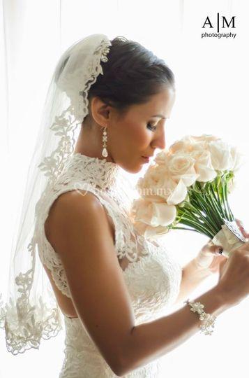Fotografia de novia