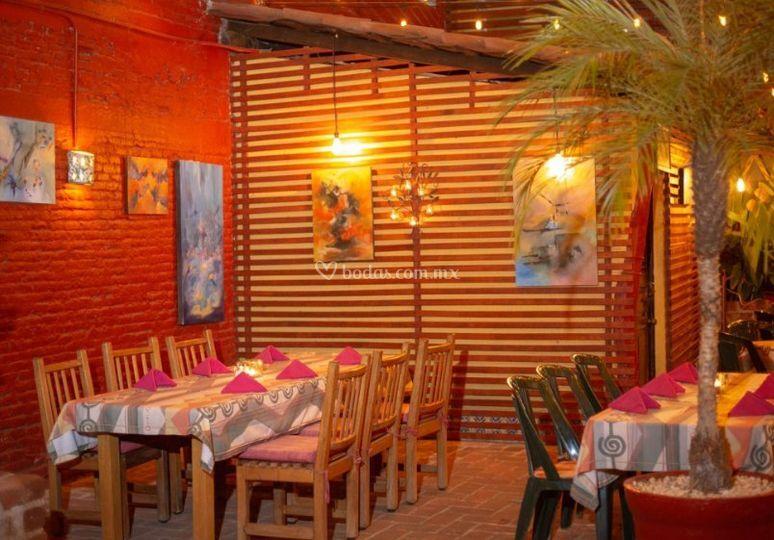 Restaurante El Mediterráneo
