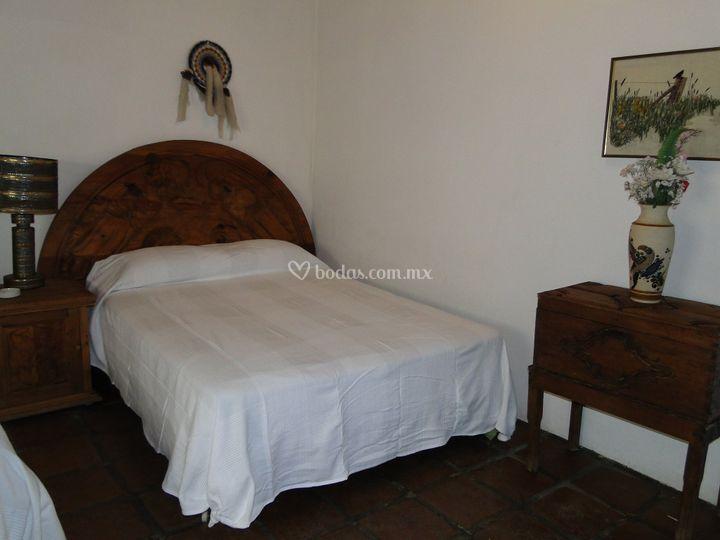 Habitación mexico antiguo