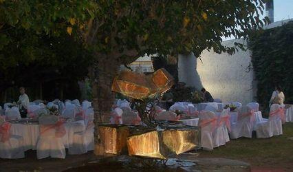 Jardín de eventos Alejandra