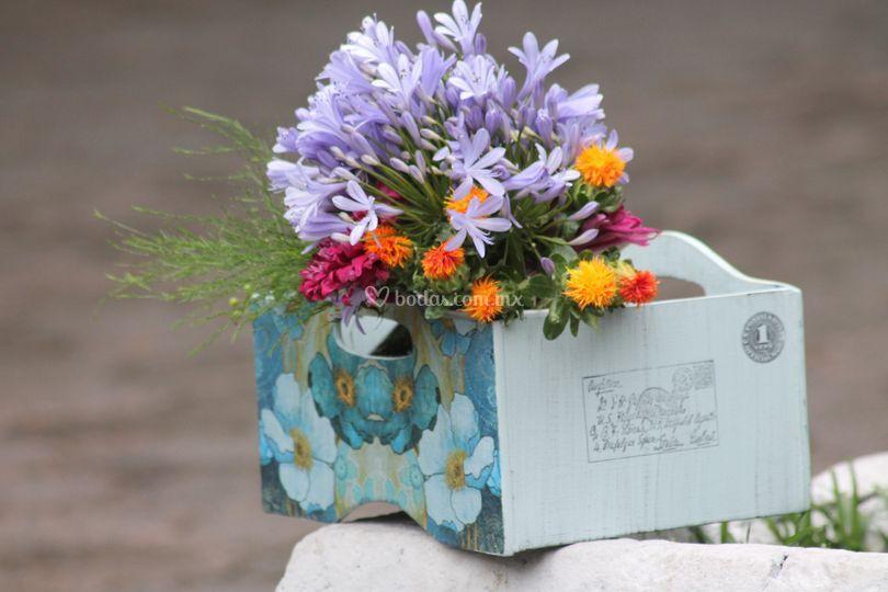 FeelingBlue Bouquet