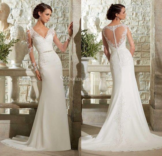 Casa venta vestidos de novia