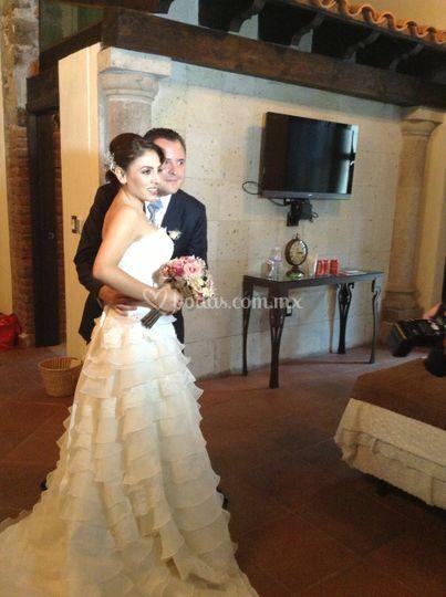 Vestidos de novia para boda civil en cuernavaca