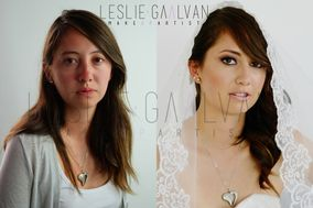 Leslie Gaalvan Make Up