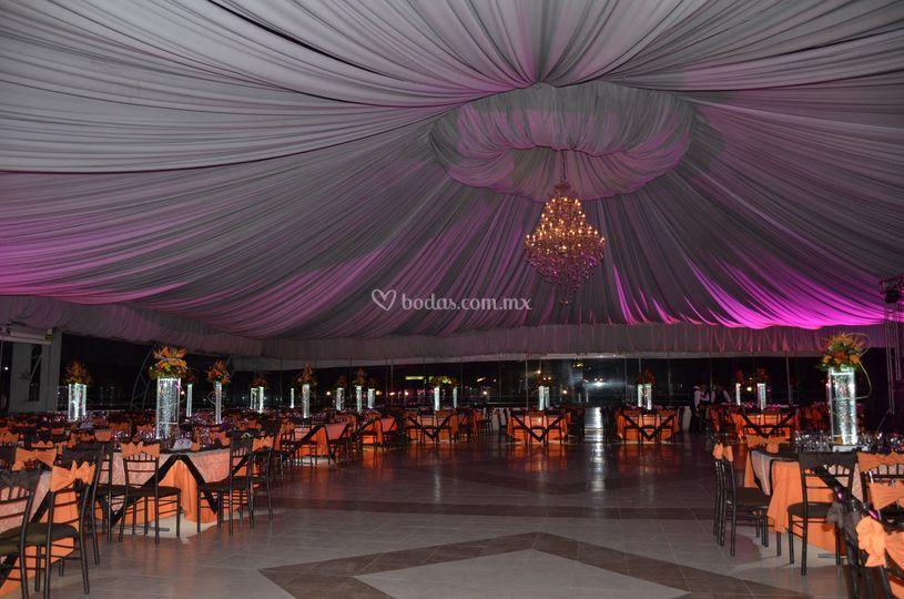 Salón Jardín de Villa Charra de Toluca   Foto 35