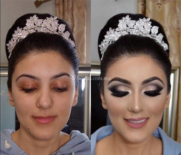 Maquillaje (novia)