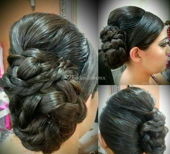 Peinado (novia)