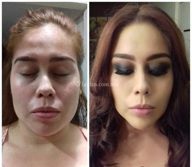Maquillaje (dama)