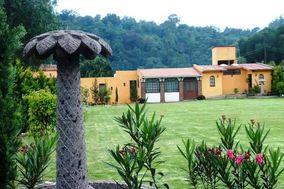 Jardín Cedros