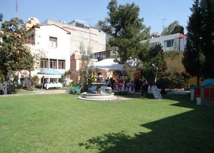 Amplio espacio de Jardín Las Fuentes