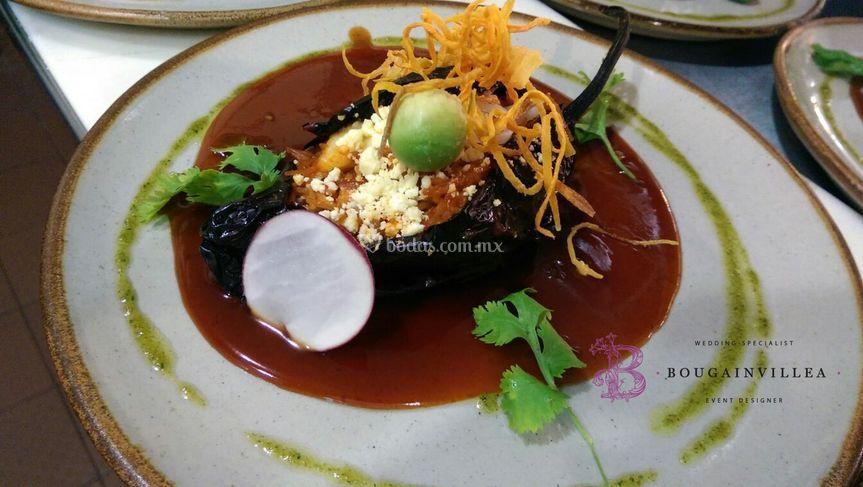 Especialistas en comida mexica