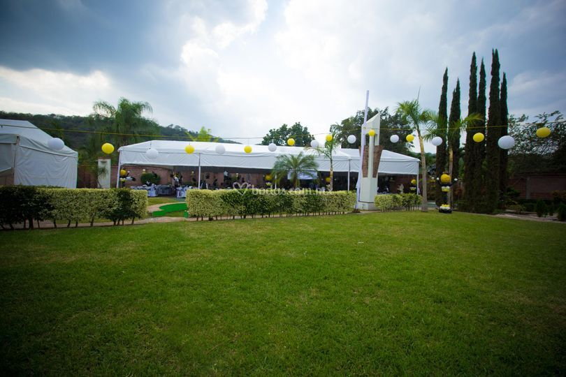 Jardín Doña Pirri