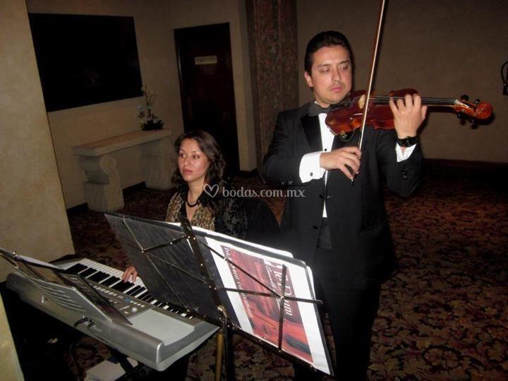 Dueto piano-violín