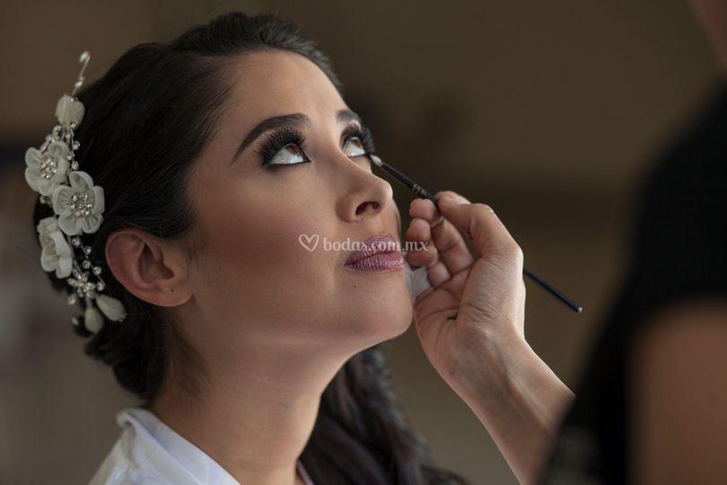 Blanca Vivanco Makeup