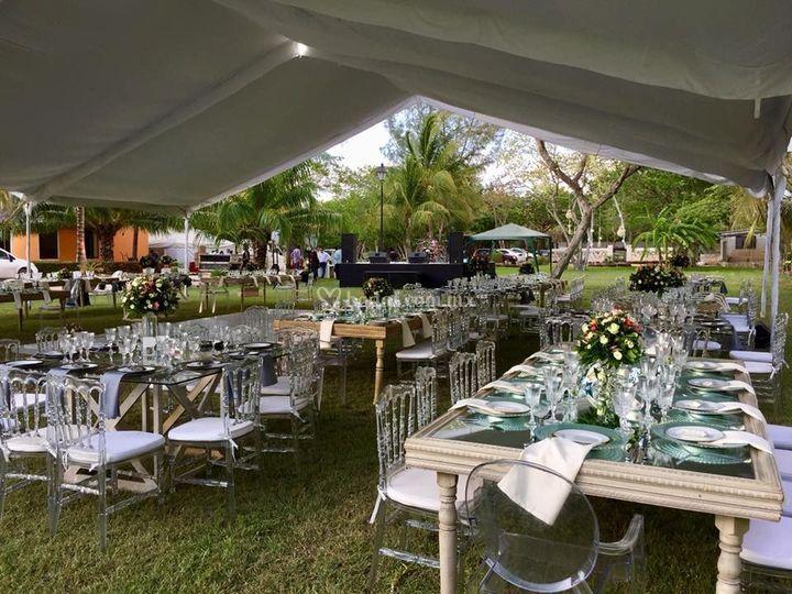 Quinta Marian Jardín de Evento