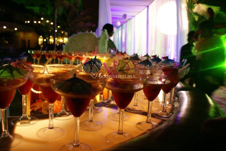 Tentazione cocktails & drinks