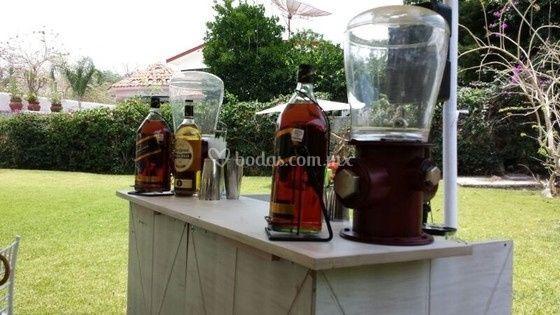 Bebidas para eventos