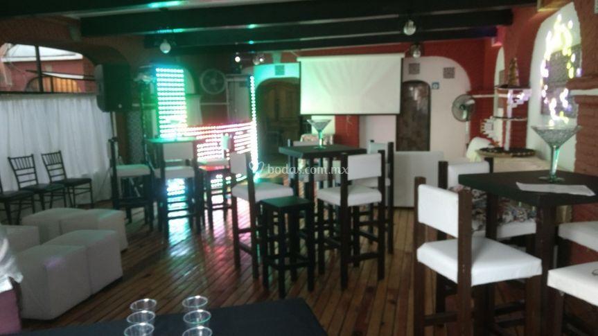 Salon Ejecutivo Lounge