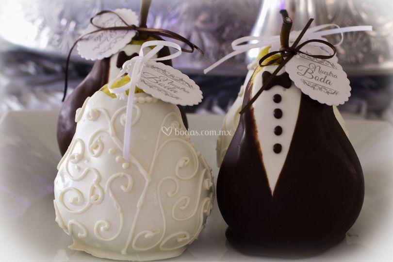 Dulces detalle para su boda